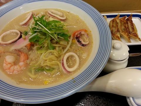 海鮮とくちゃんぽん (2)
