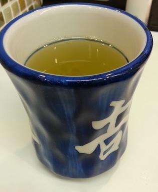 吉野家朝の牛丼 (2)