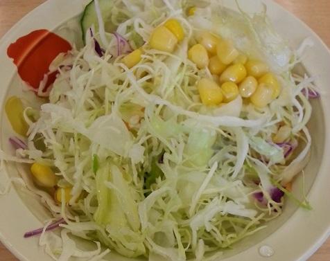 松屋フーズのカルビカレー (1)