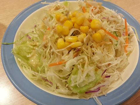 松屋フーズ夏野菜とチーズのトマトカレー (3)