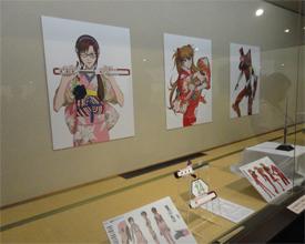 ヱヴァンゲリヲンと日本刀展5