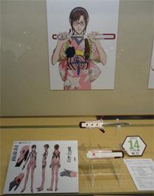 ヱヴァンゲリヲンと日本刀展6