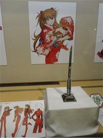 ヱヴァンゲリヲンと日本刀展7