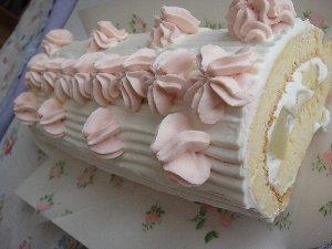 ばあちゃんケーキ