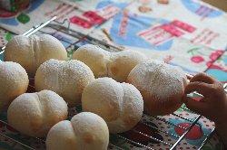ハイジノ白パン