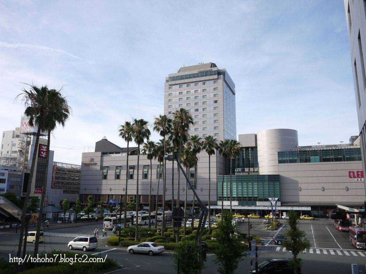 徳島駅ビルの写真