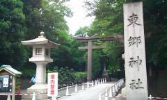 表参道・東郷神社・01