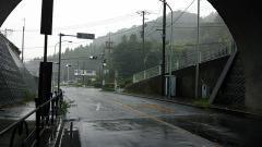 雨の奥多摩・01