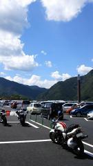8月ツー・01・談合坂SA