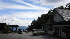 8月ツー・05・柳沢峠の茶屋