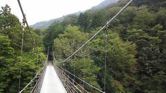 吊り橋~道志・02