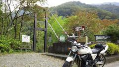 吊り橋~道志・03