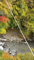 吊り橋~道志・06