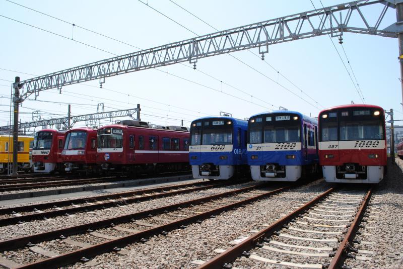 京急ファミリー鉄道フェスタ:6