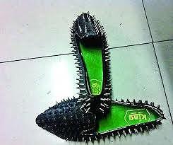 痴漢対策靴