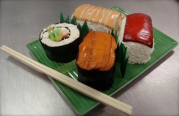 寿司ケーキ