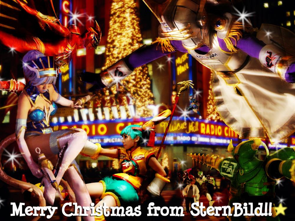 TIGER&BUNNYクリスマス2