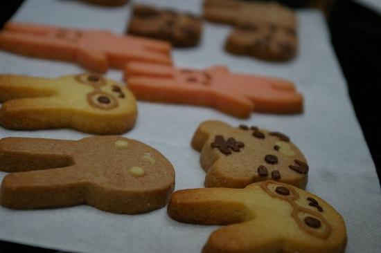 TIGER&BUNNY 兎虎クッキー