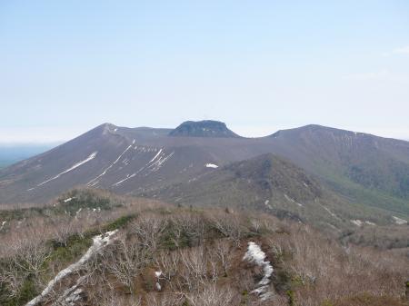 2012/5/20 ゲート解放前…軽く樽前山の予定が何故か風不死岳?