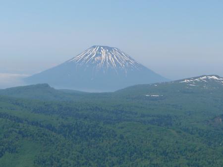 2012/6/3 札幌岳 快晴気持ちいい~