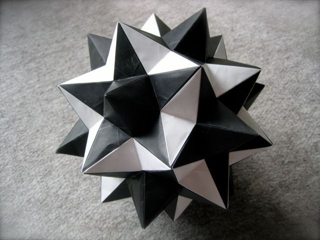 クリスマス 折り紙 多面体 折り紙 : tostrich.blog.fc2.com