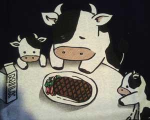 敵「人間だって豚や牛を喰うだろ?」←それと人間喰うのは別だ化け物