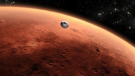 8万人が地球から火星に移住するらしい
