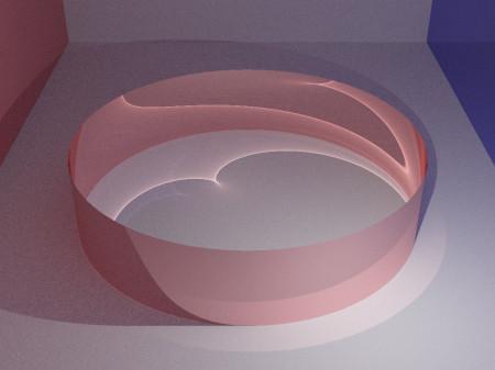 同じ円を2つ接したまま一回転させると二回転するだろ?