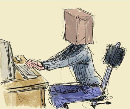 インターネットは匿名性を失くすべきだよな