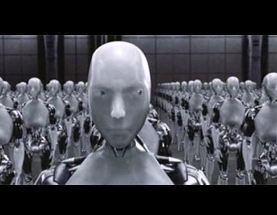 全ての労働を機械が行い、人間は遊んで暮らす社会