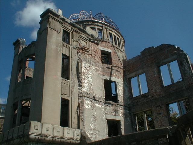 広島の原爆資料館に行って衝撃を受けたんだけど