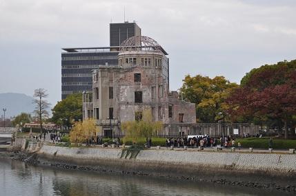 201211 原爆ドーム