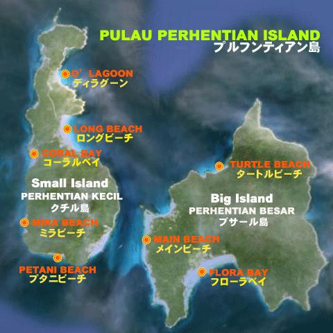プルフンティアン島マップ2