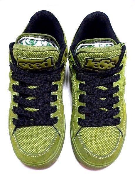 Seedless シードレス-Zig Zag Hemp Sneakers2