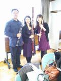 木管三重奏コンサート