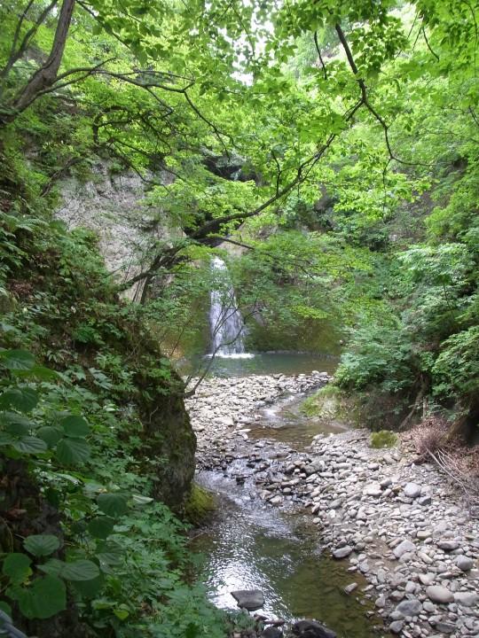 星置の滝24