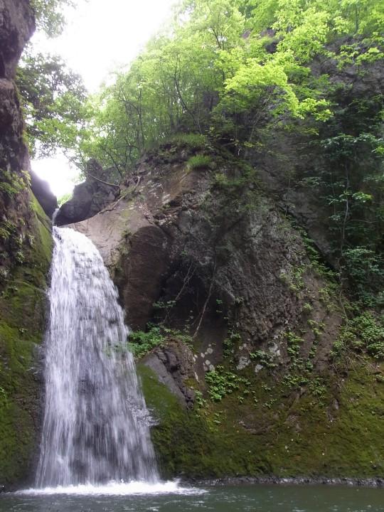 星置の滝07
