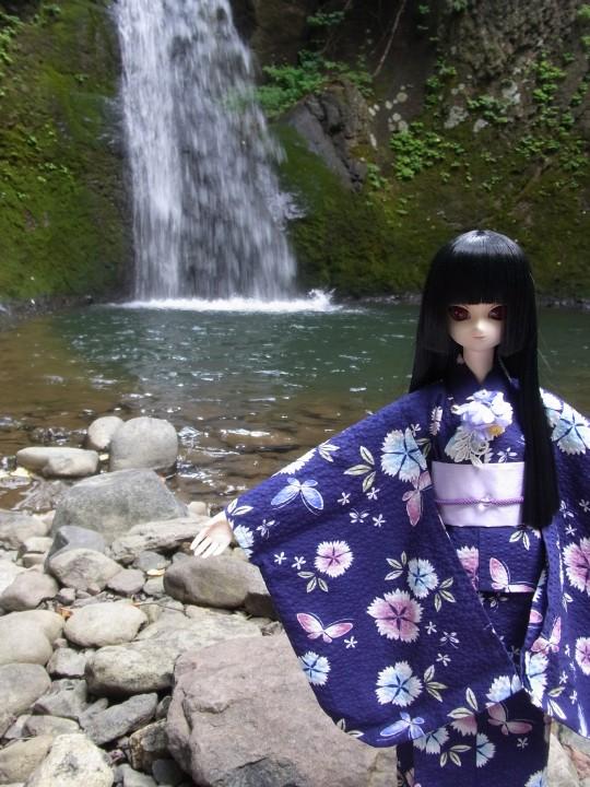 星置の滝12