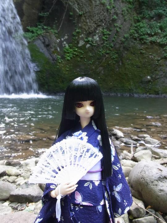 星置の滝19