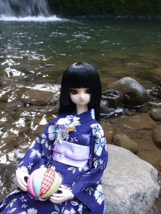 あい 星置の滝06