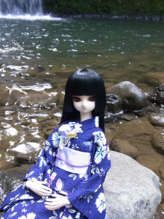 あい 星置の滝01