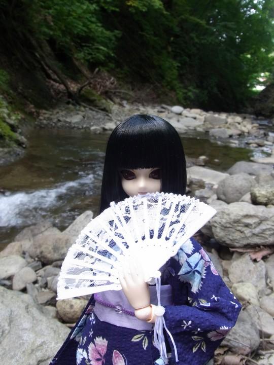 あい 星置の滝12