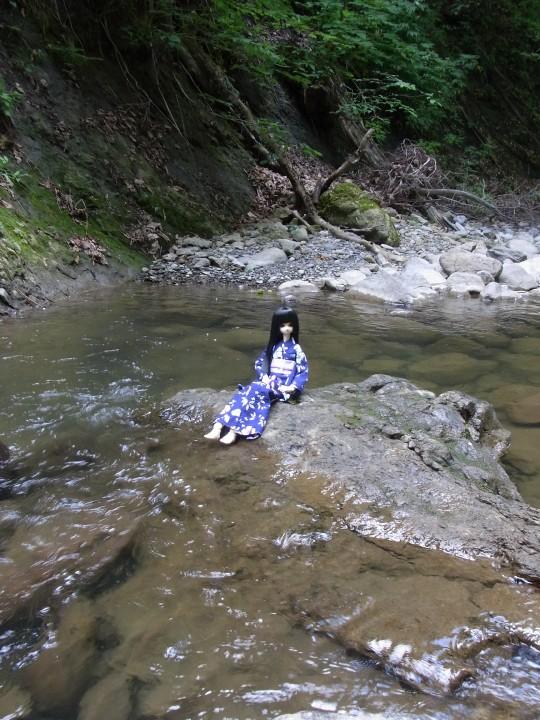 あい 星置の滝17
