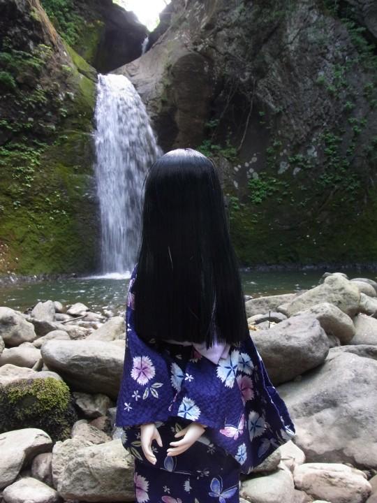 あい 星置の滝24