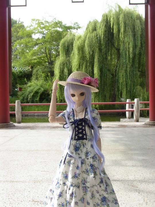 神奈 世界の庭園25