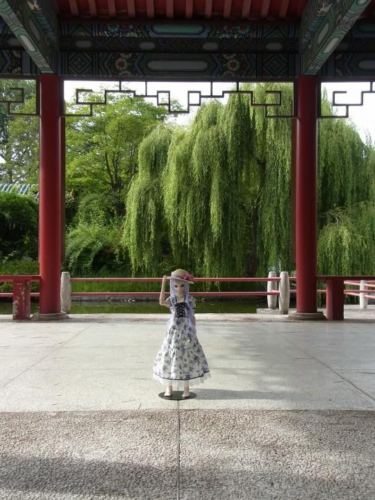 神奈 世界の庭園23