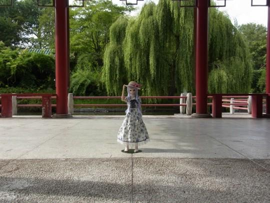 神奈 世界の庭園24
