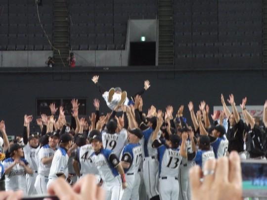 リーグ制覇35