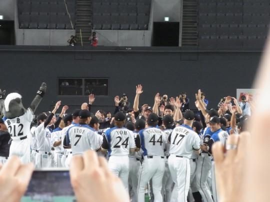 リーグ制覇36