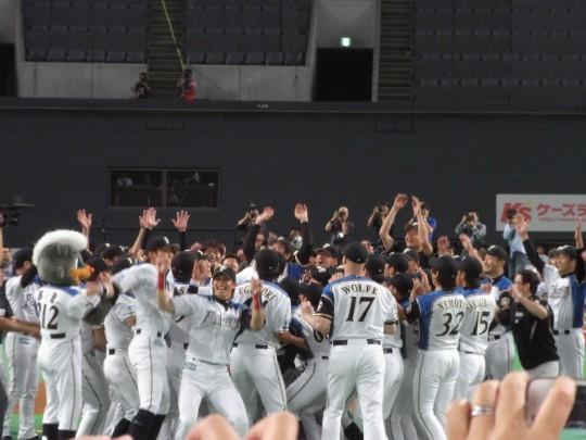 リーグ制覇34